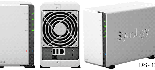 serveur nas synology ds416j