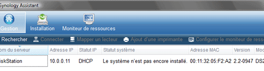 test synology nas